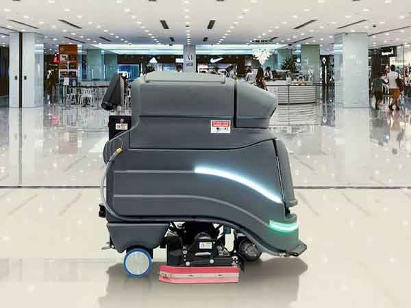 Commercial Floor Cleaning Solutions