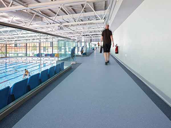 Commercial Safety Flooring Trends 2021